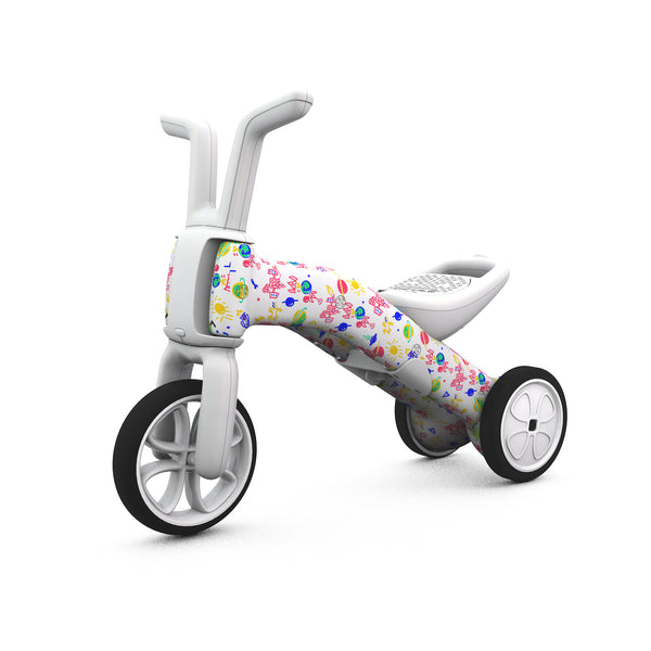 Chillafish Bunzi Bike FAD - Artist of Tomorrow - toybox.ae