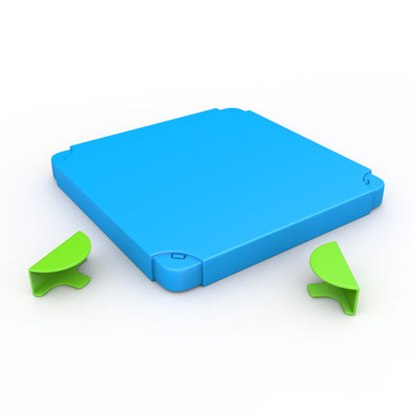 Chillafish Box Lid Blue - toybox.ae