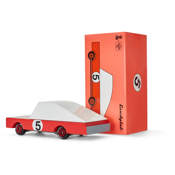 Candycar - Red Racer #5 - toybox.ae