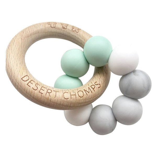 Desert Chomps Bubble Gum Teethers - Kiwi