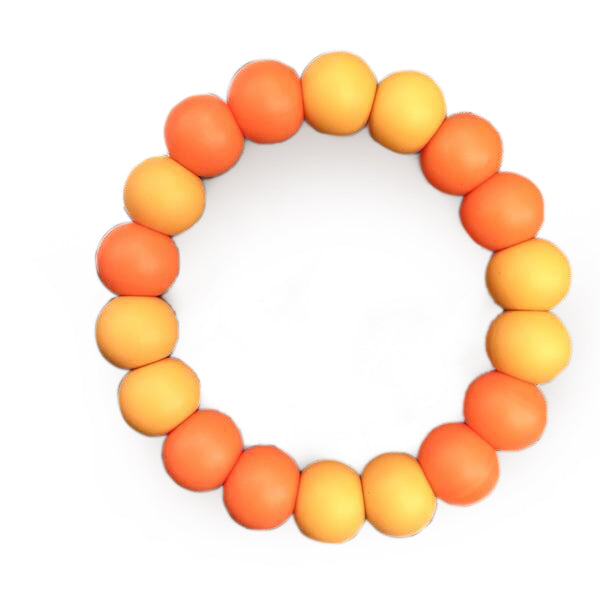 Desert Chomps Solo Classic Teether - Mango Passion - toybox.ae