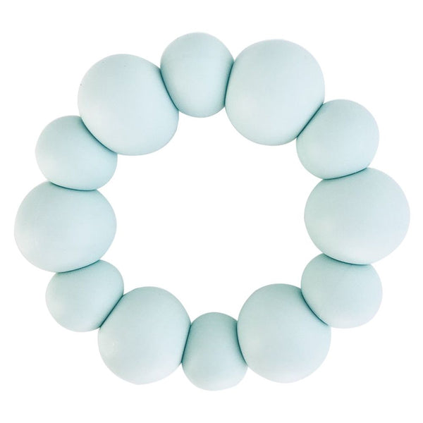 Desert Chomps Pastel Pop Teether - Fresh Mint - toybox.ae