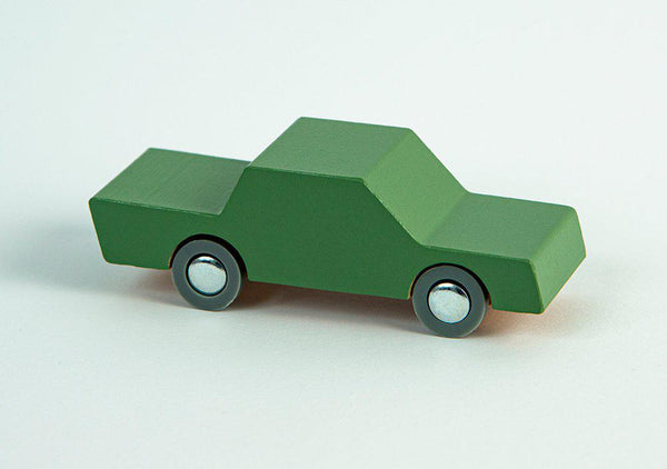 Back & Forth Car Green - toybox.ae