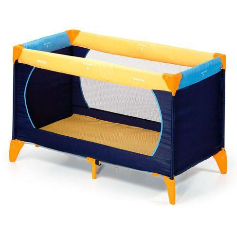 Hauck Dream'n Play (60X120 cm) / Yellow Blue Navy