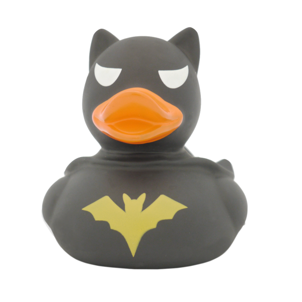 Black Dark Duck  - design by LILALU - toybox.ae
