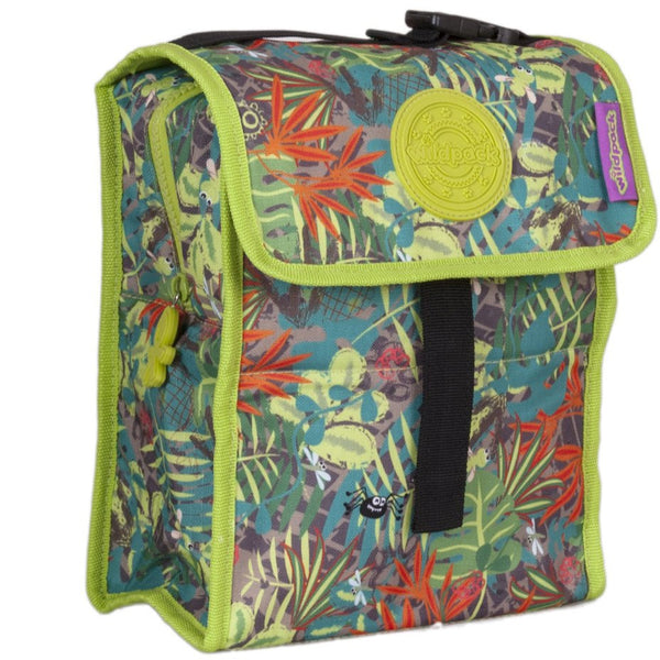 Okiedog Wildpack Jungle Fever GraffitiFoldable Lunch Bag Boy - toybox.ae