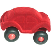 The Little Beetle Car - Red - toybox.ae