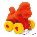 Aniwheelies  Monkey Orange  - Large - toybox.ae