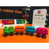 The Big Rubbabu Train - toybox.ae