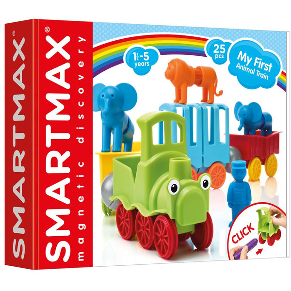 SMX MY 1ST ANIMAL TRAIN - toybox.ae