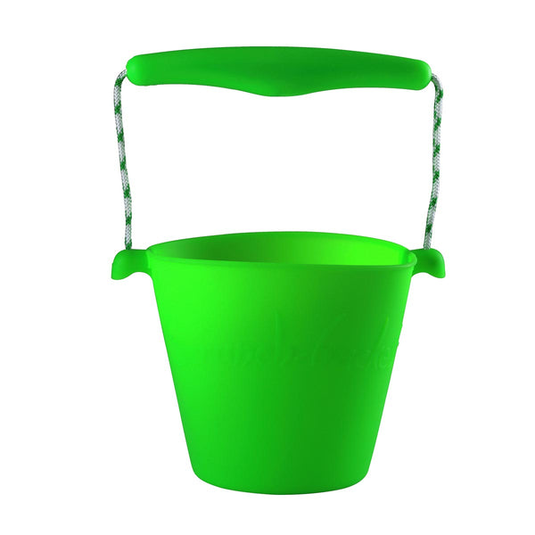 Scrunch Foldable Bucket Different Colours - toybox.ae
