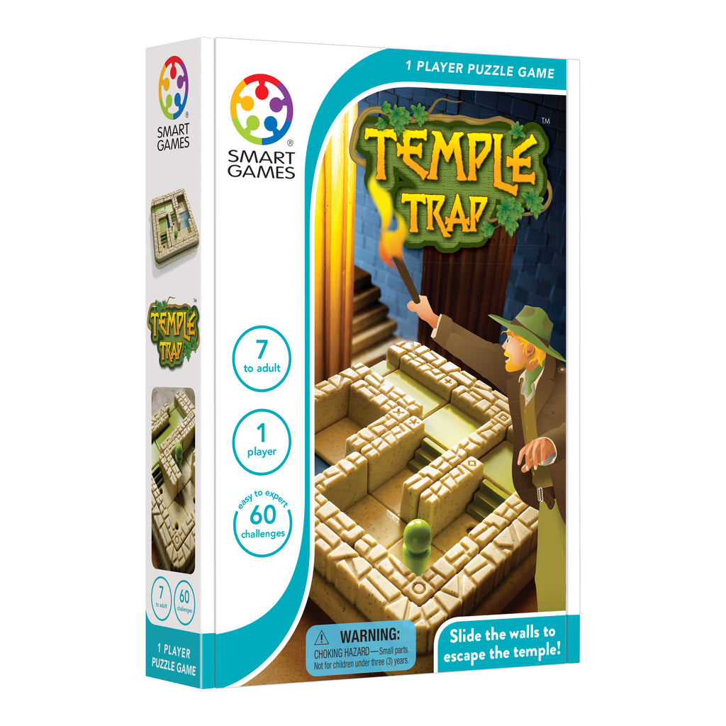 TEMPLE TRAP - toybox.ae