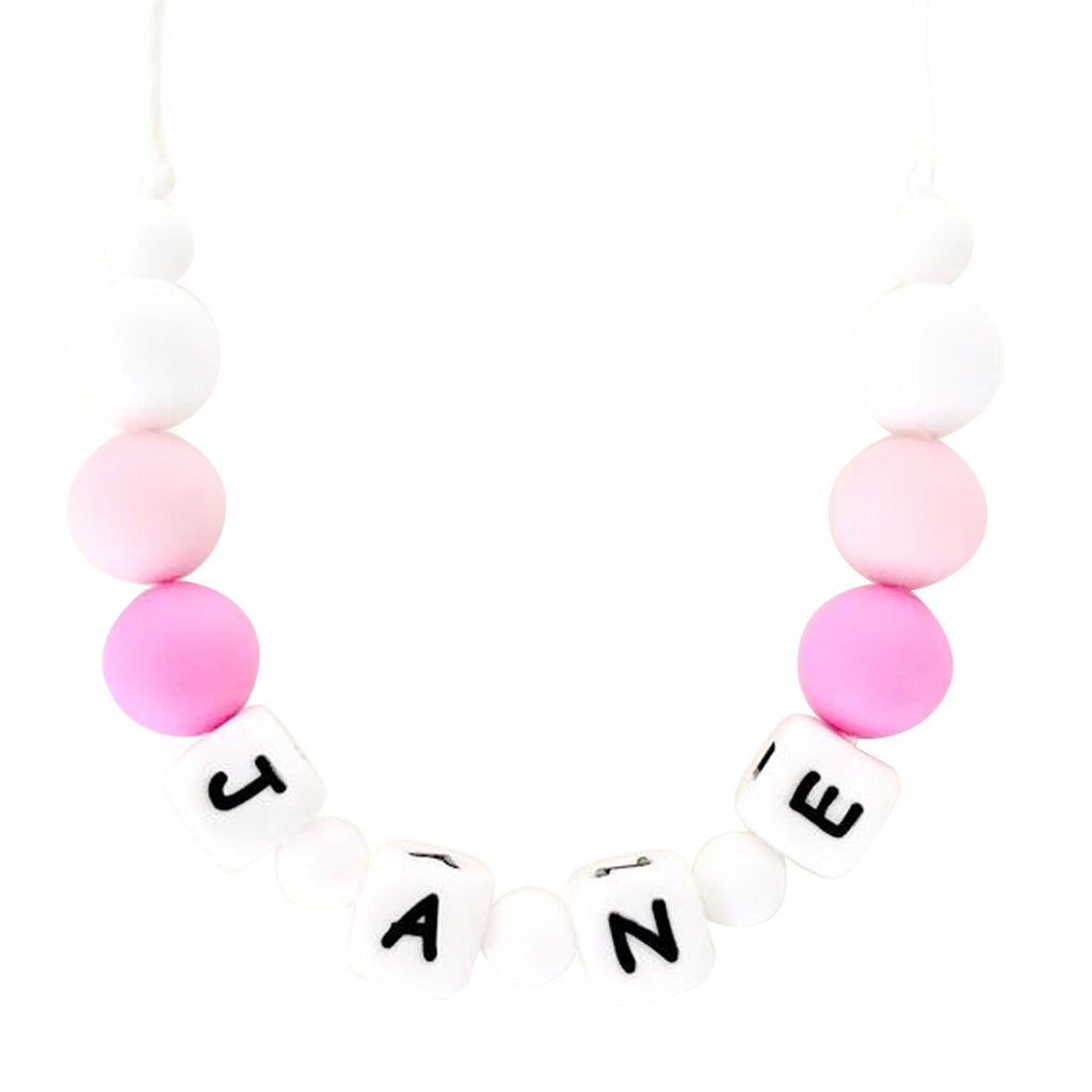 Desert Chomps Little Missy Necklace - Pink - toybox.ae