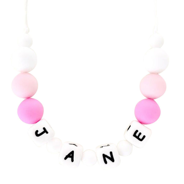 Desert Chomps Little Missy Necklace - Pink