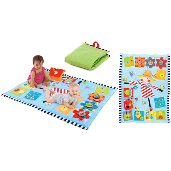 Yookidoo Discovery Play Mat - toybox.ae