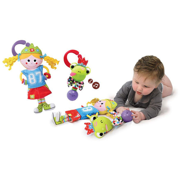 Yookidoo Freestyle Princess Play Set - toybox.ae