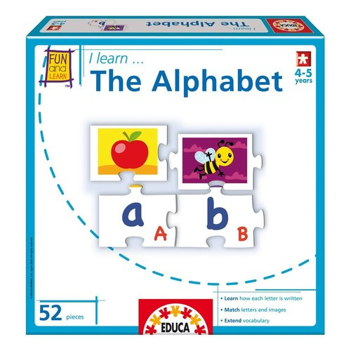 Educa The Alphabet - toybox.ae