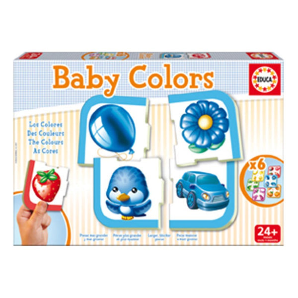 Educa Baby Colours - toybox.ae