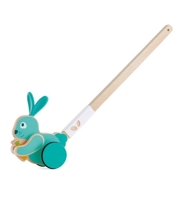 Hape Rabbit  Push Pal