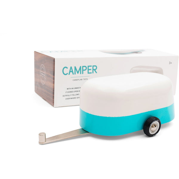 Camper Trailer - Blue