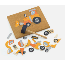 Tack Zap - Construction Vehicles - toybox.ae