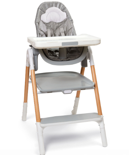 Sit-To-Step Highchair