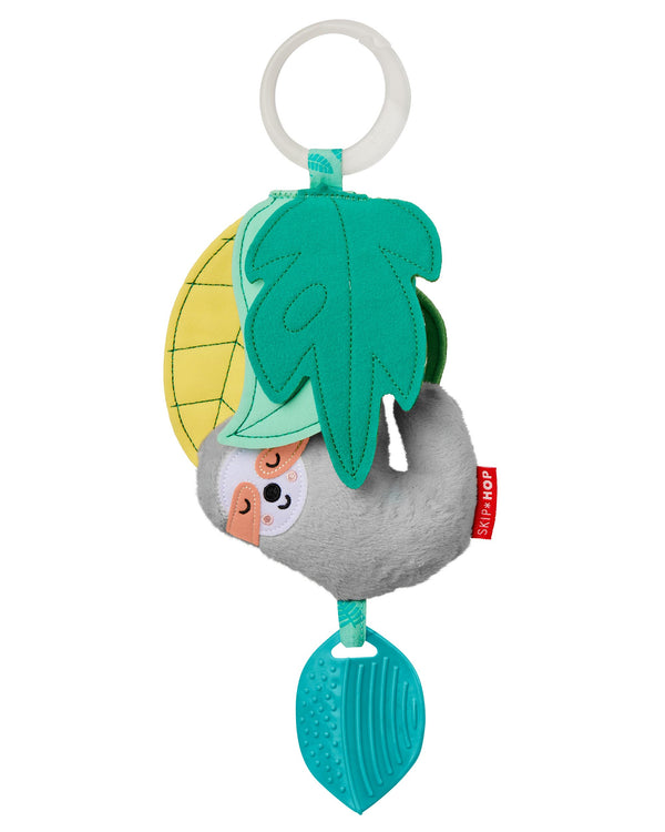 Tropical Paradise Activity Sloth Jitter Toy