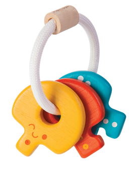 BABY KEY RATTLE - toybox.ae