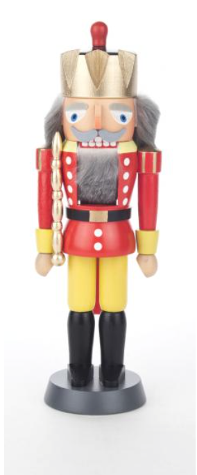 Nutcracker king 20 cm - toybox.ae