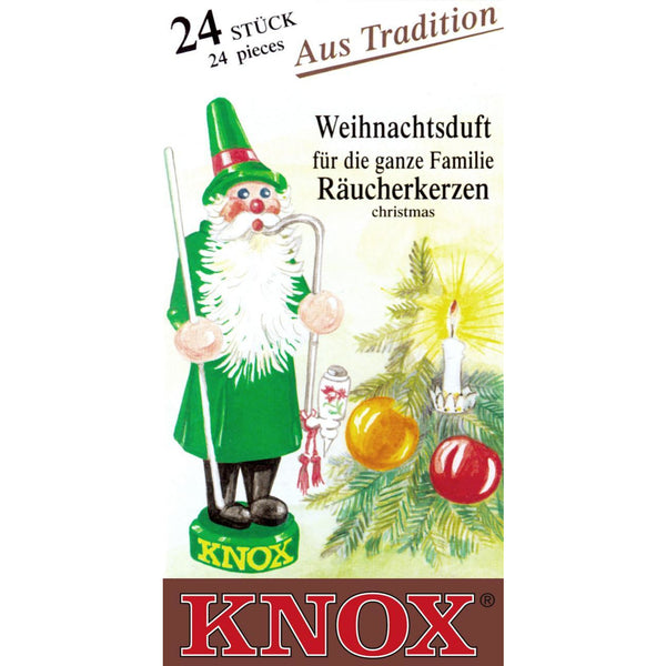 KNOX Incense Candles Christmas Fragrance ( - toybox.ae