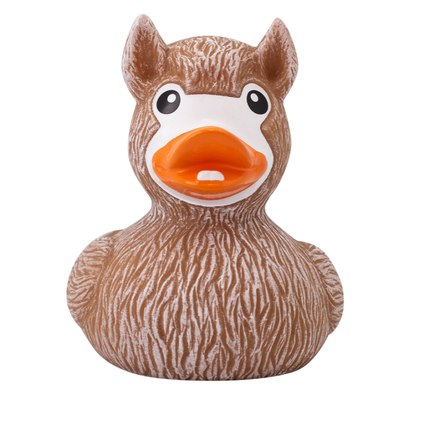 Lama Duck - design by LILALU - toybox.ae