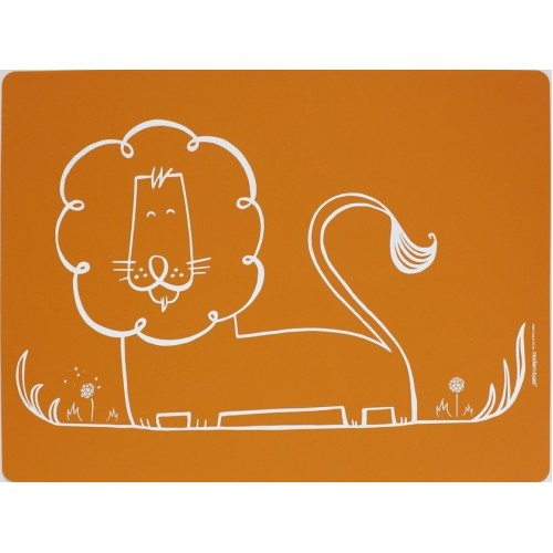 Modern Twist Meal Mat  Dandy Lion - toybox.ae