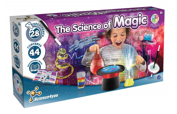 The Science of Magic (TV Ad) - toybox.ae