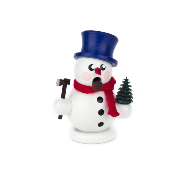 Mini Incense Smoker Snowman - toybox.ae