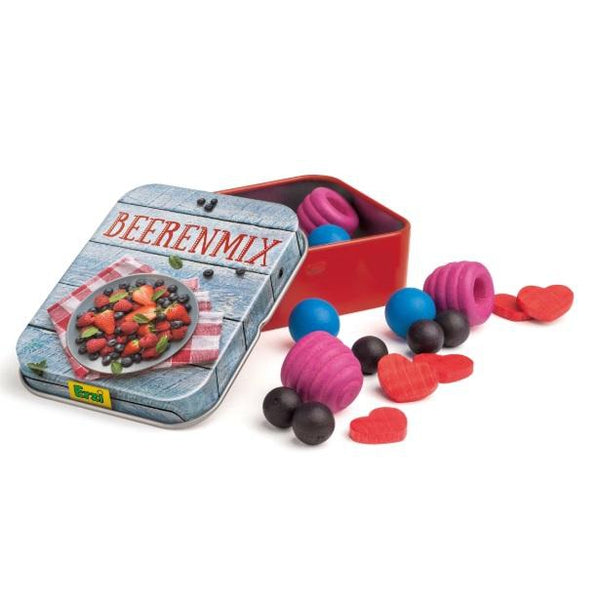 Mixed Berries in a Tin