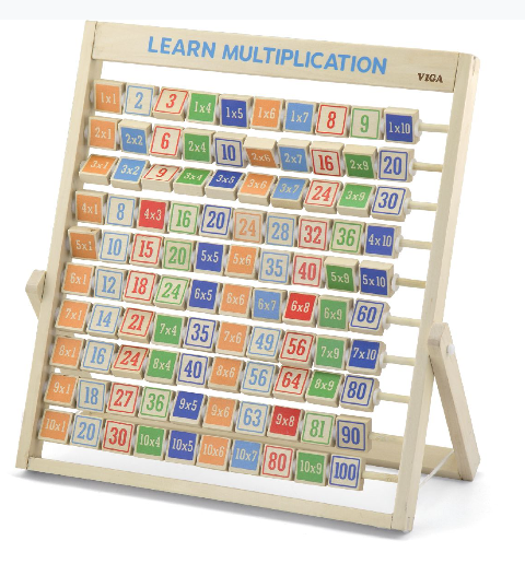 Learning Multiplication - toybox.ae