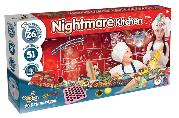 Nightmare Kitchen - toybox.ae