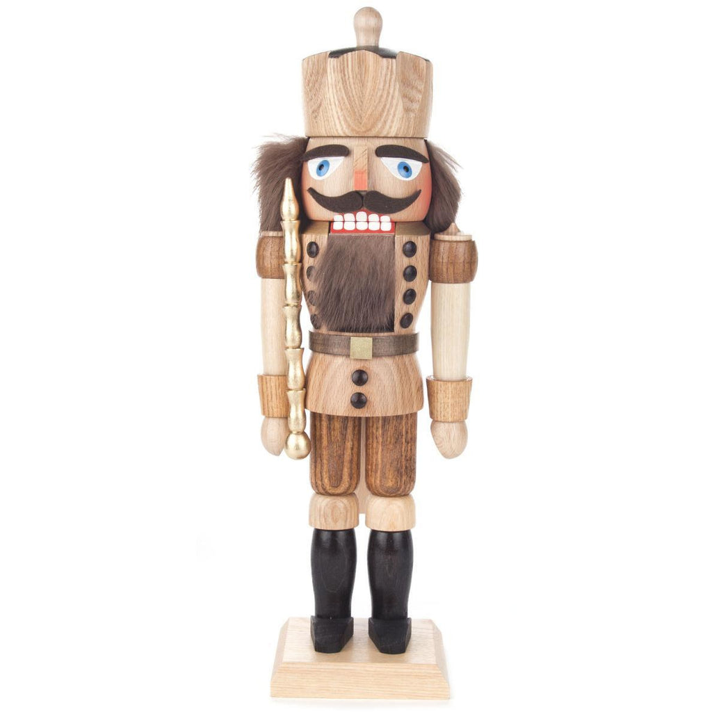 Nutcracker King Nature 30cm - toybox.ae