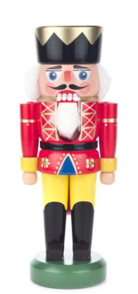 Nutcracker king small 21 cm - toybox.ae