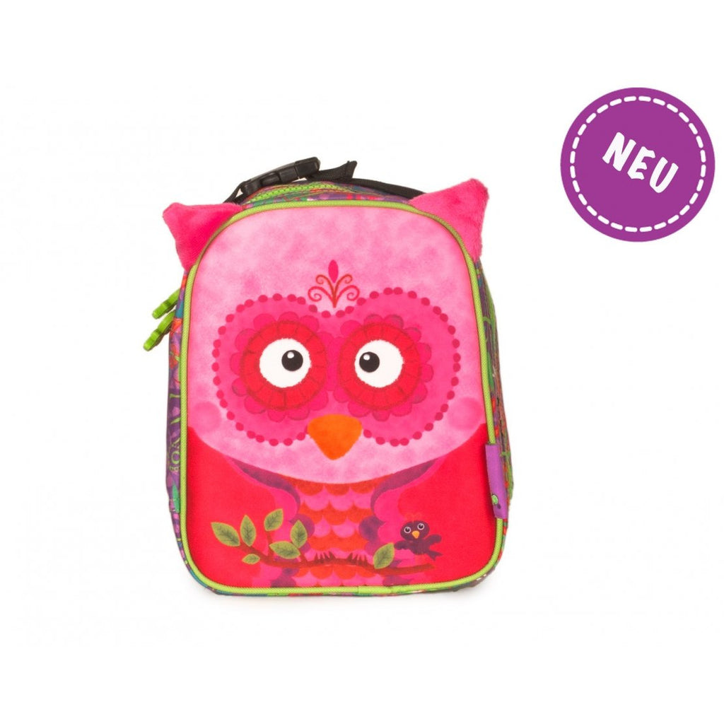 Okiedog Wildpack Junior Lunch - Cooler - Bag Owl - toybox.ae