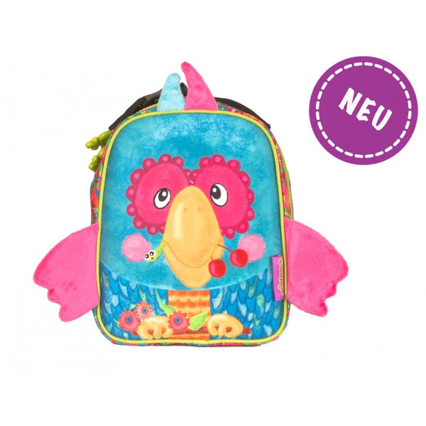 Okiedog Wildpack Junior Lunch - Cooler - Bag Parrot - toybox.ae