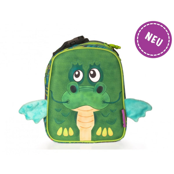 Okiedog Wildpack Junior Lunch - Cooler - Bag Dragon - toybox.ae