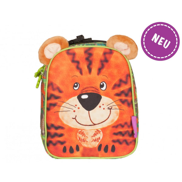 Okiedog Wildpack Junior Lunch - Cooler - Bag Tiger - toybox.ae