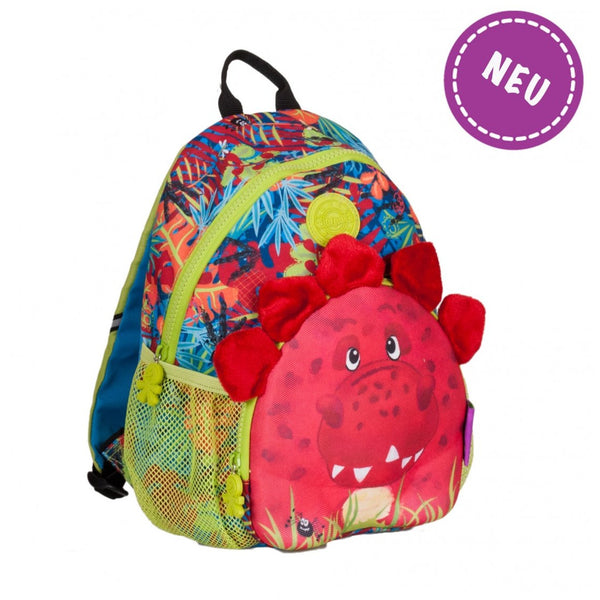 Okiedog Wild Pack Junior Backpack - Dino - toybox.ae