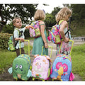 Okiedog Wild Pack Junior Trolley - (M) Dino - toybox.ae