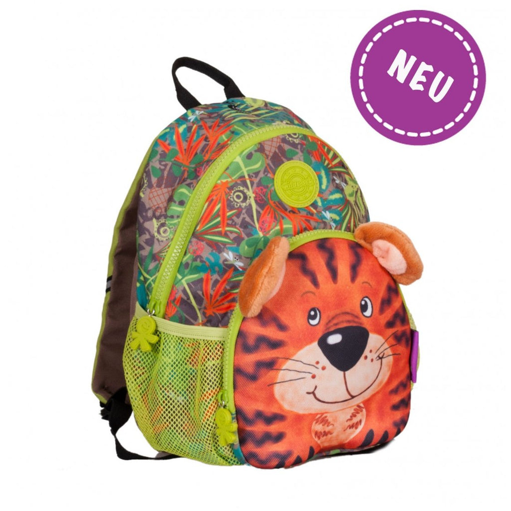 Okiedog Wildpack Backpack Tiger - toybox.ae