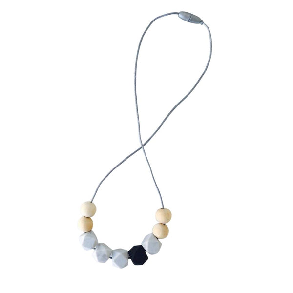 One.Chew.Three - Stella Necklace - Mono