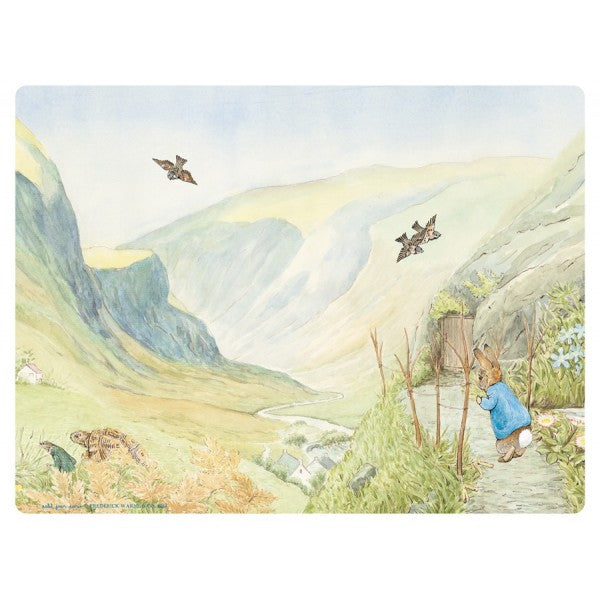 Petit Jour Paris Peter Rabbit Placemat - toybox.ae