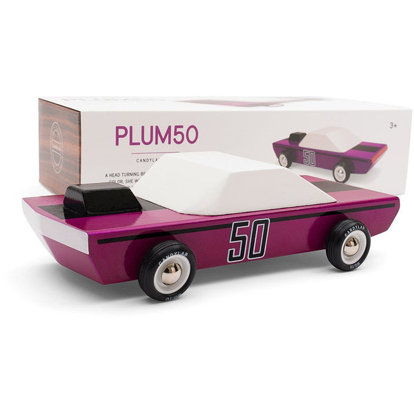 Purple Racer Plum50