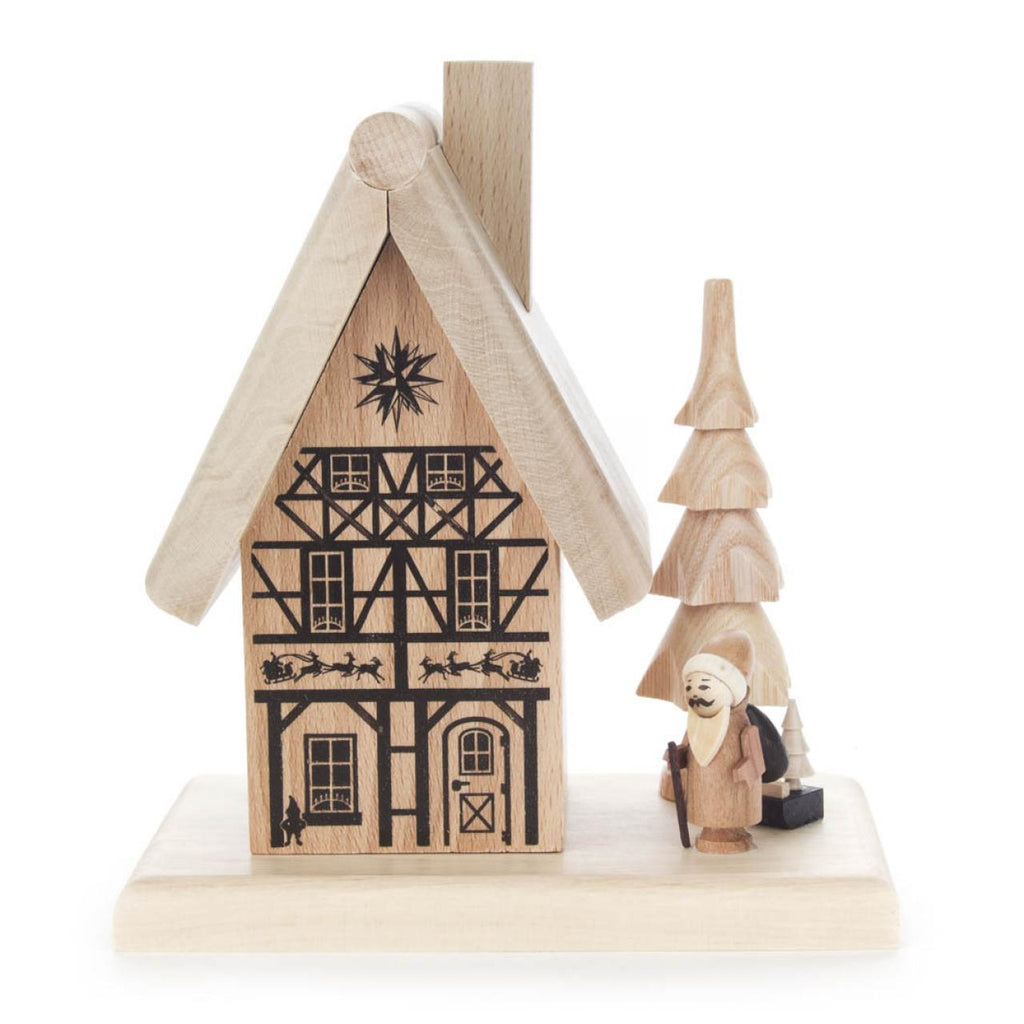 "Incense Smoke House "" Santa Claus"" - toybox.ae"